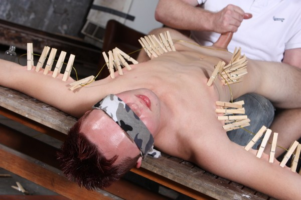 Boynapped 21: Pegs, Pain & Punishment DVD - Gallery - 004