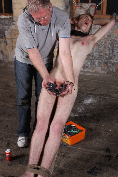 Boynapped 21: Pegs, Pain & Punishment DVD - Gallery - 012