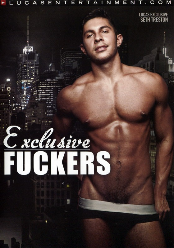 Exclusive Fuckers DVD - Front