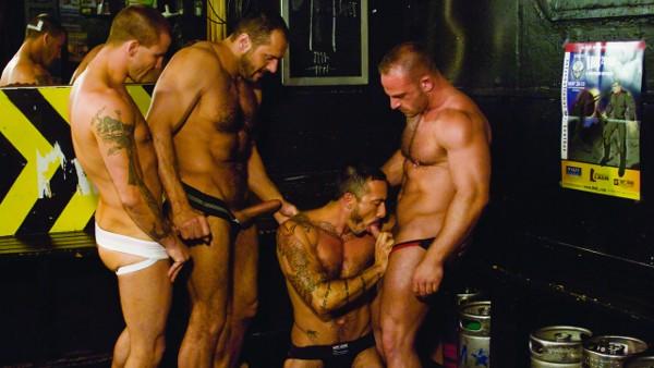 Gang Fucked (Stud Fuckerz) DVD - Gallery - 023