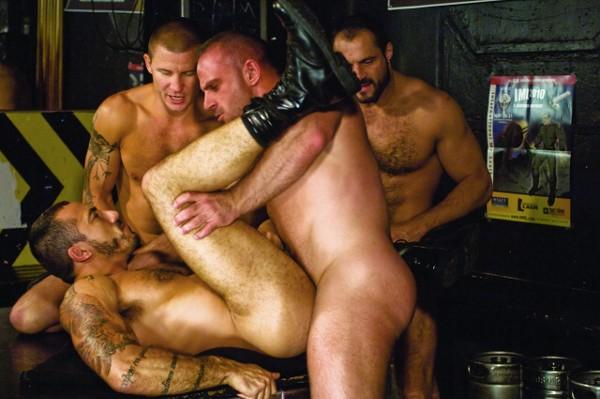 Gang Fucked (Stud Fuckerz) DVD - Gallery - 029
