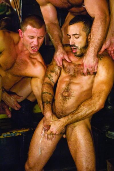 Gang Fucked (Stud Fuckerz) DVD - Gallery - 032