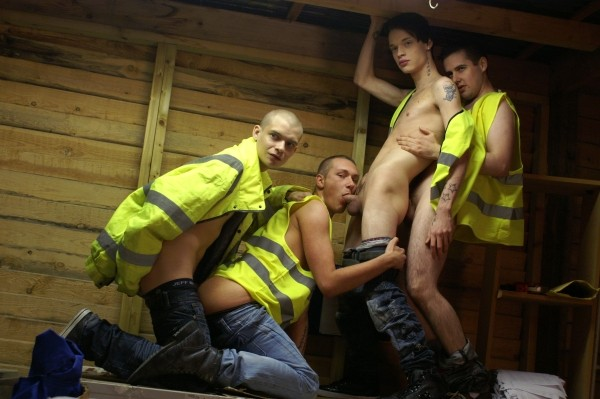 Warehouse Orgy DVD - Gallery - 008