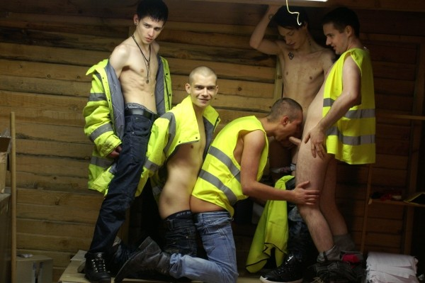 Warehouse Orgy DVD - Gallery - 009