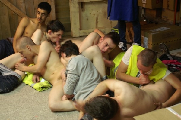 Warehouse Orgy DVD - Gallery - 014