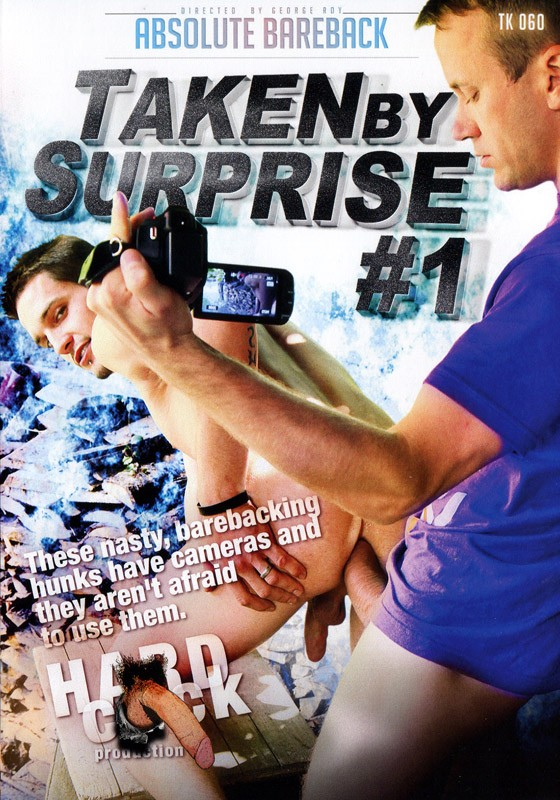 Taken By Surprise 1 DVD - Front