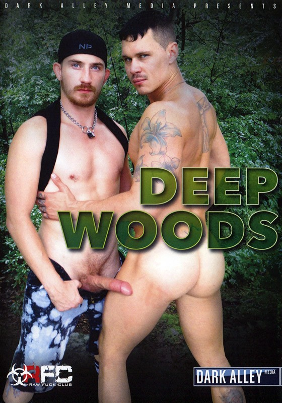 Deep Woods DVD - Front