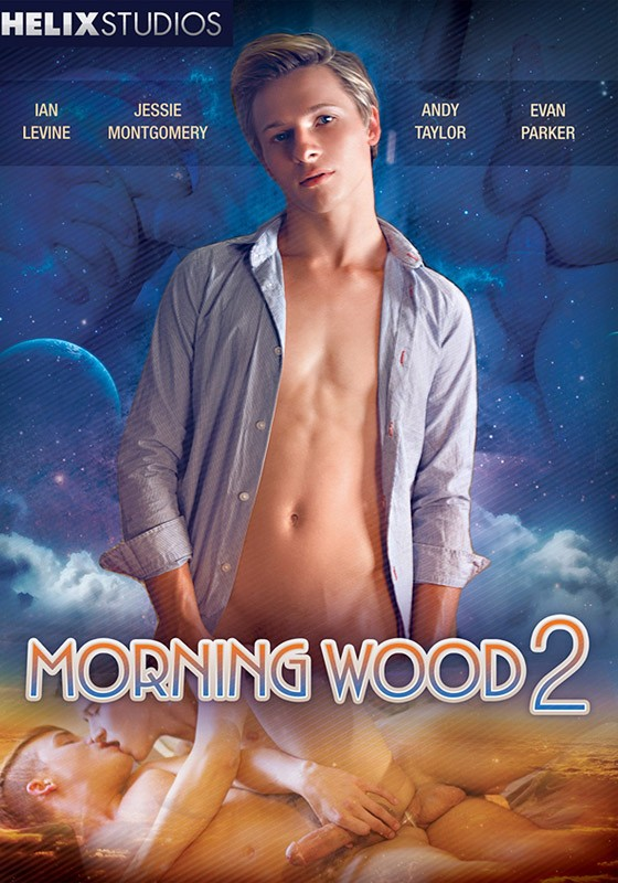 Morning Wood 2 DVD - Front