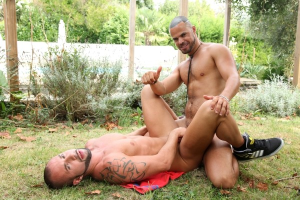 Big Dick French Adventure DVD - Gallery - 010