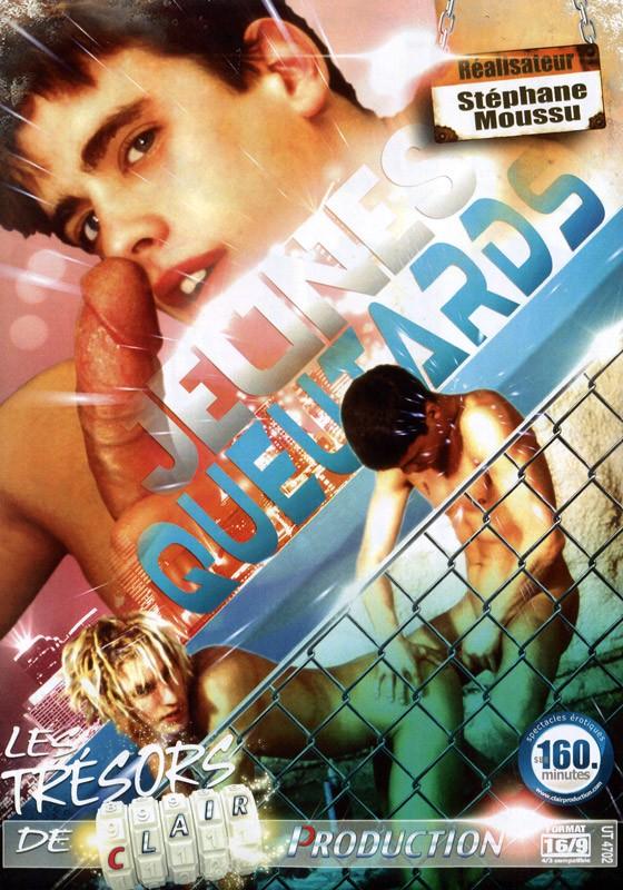 Jeunes Queutards DVD - Front