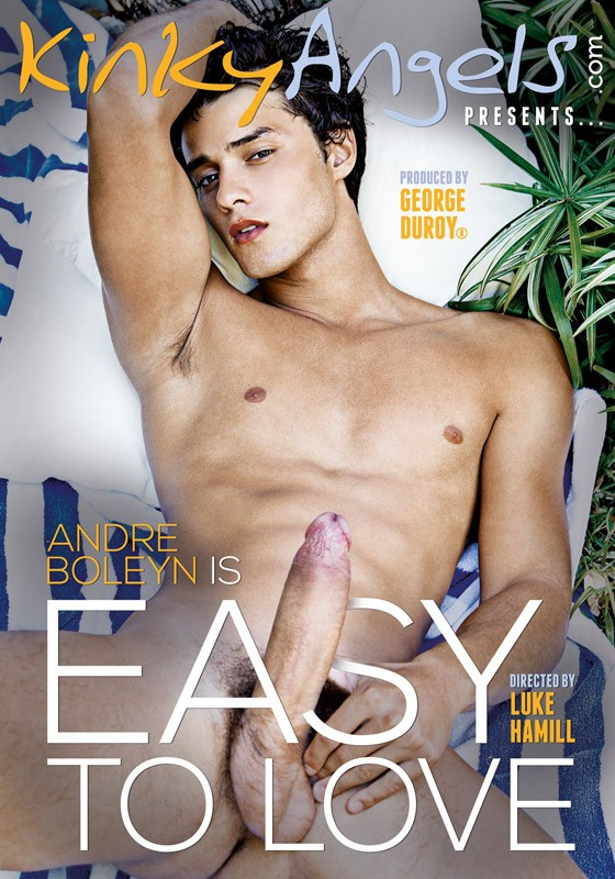 Easy To Love DVD - Front