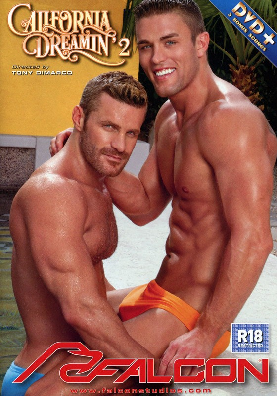 California Dreamin' 2 DVD - Front