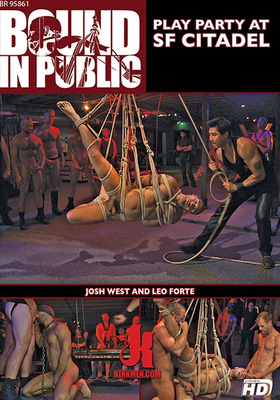 Bound In Public 51 DVD (S) - Front