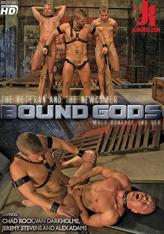 Bound Gods 39 DVD (S) - Front