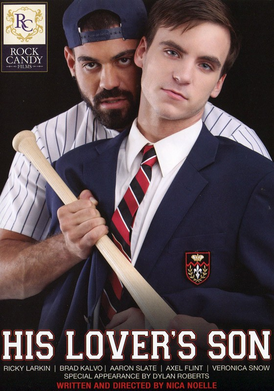 His Lover's Son DVD - Front