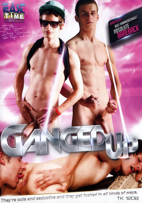 Ganged Up DVD - Front