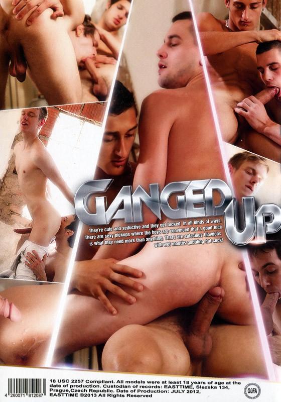 Ganged Up DVD - Back