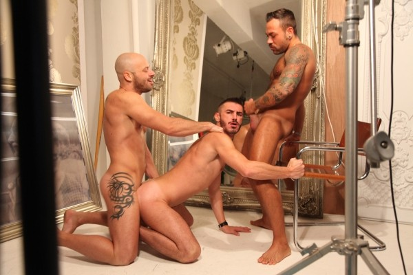 Well Hung And Hairy DVD - Gallery - 012
