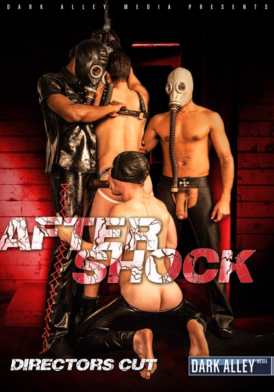 After Shock (Director's Cut) DVD - Front