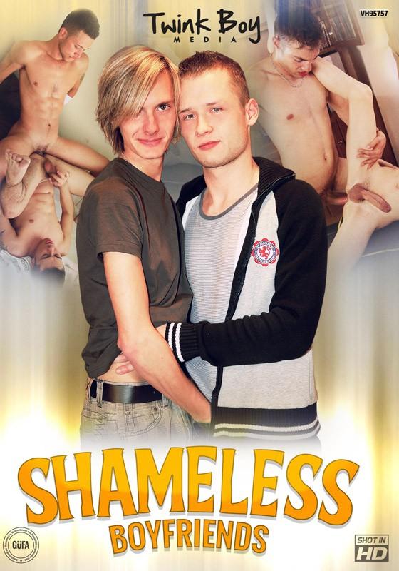 Shameless Boyfriends DVD - Front
