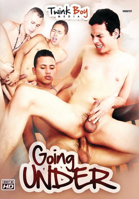 Going Under DVD - Front