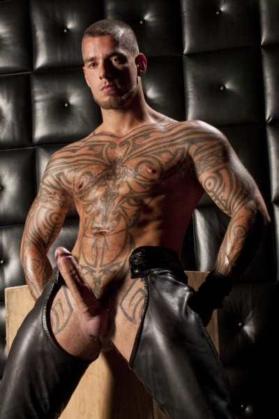 Leather Muscle DVD - Gallery - 002