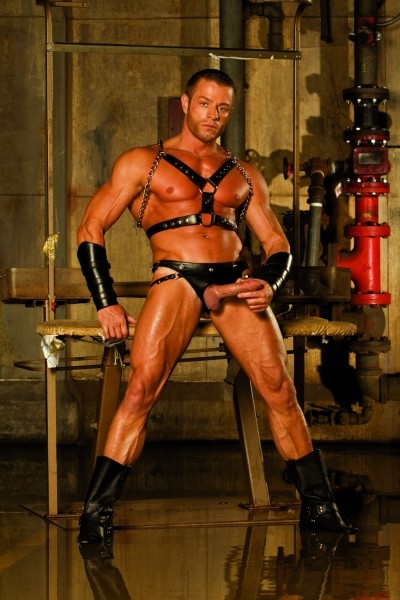 Leather Muscle DVD - Gallery - 013