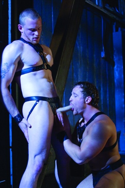 Leather Muscle DVD - Gallery - 016