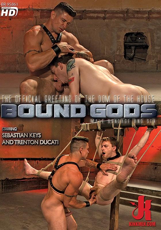 Bound Gods 43 DVD (S) - Front