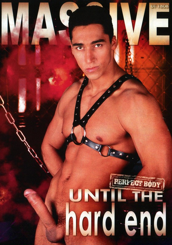 Until The Hard End DVD - Front