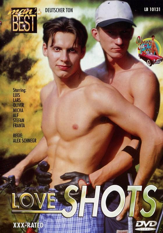 Love Shots DVD - Front
