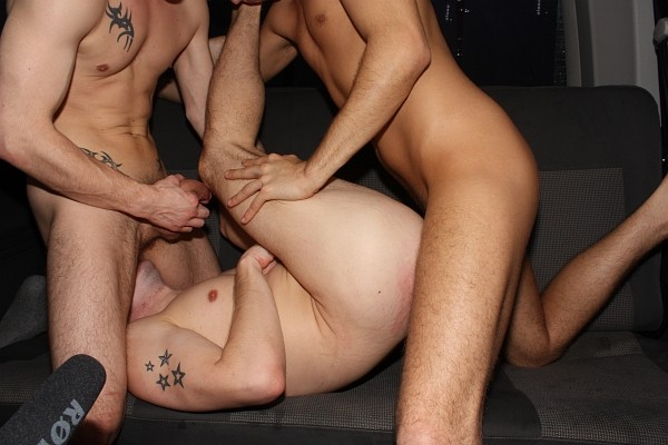 Boys On The Prowl 8: Cruising For Kit DVD - Gallery - 006