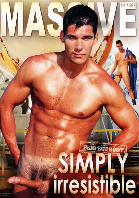 Simply Irresistible DVD - Front
