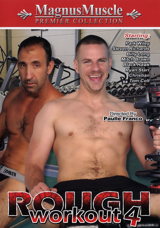 Rough Workout 4 DVD - Front