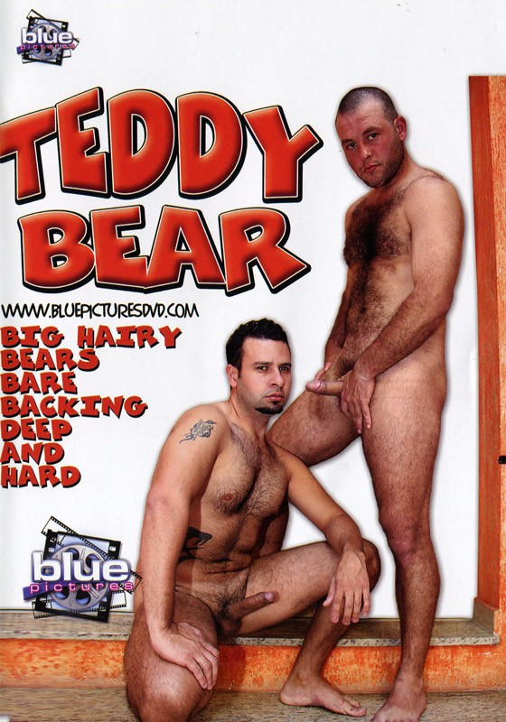 Teddy Bear (Blue Pictures) DVD - Front