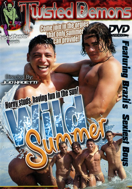 Wild Summer DVD - Front