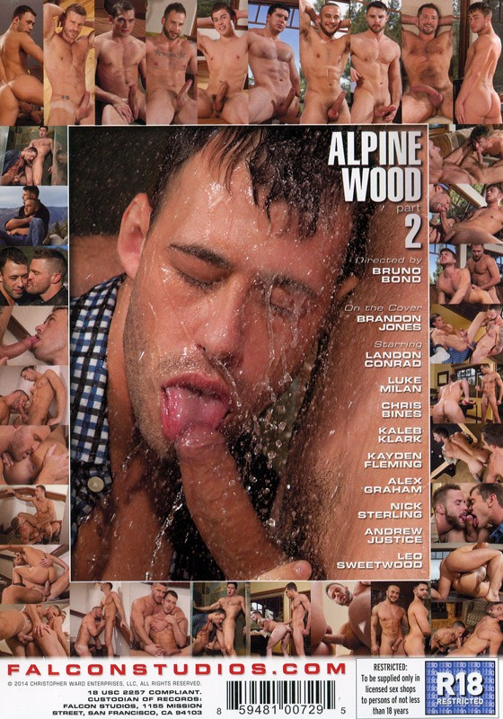 Alpine Wood Part 2 DVD - Back
