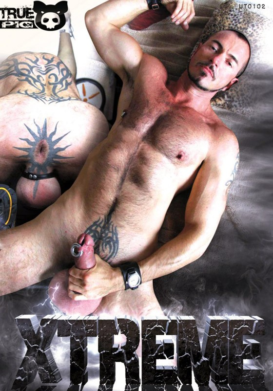 Xtreme (True Pig) DVD - Front