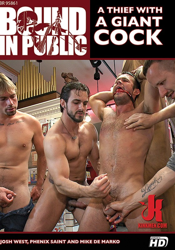 Bound In Public 69 DVD (S) - Front