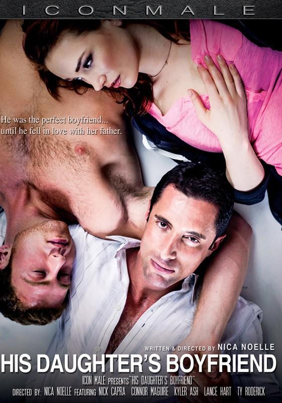 His Daughter's Boyfriend DVD - Front