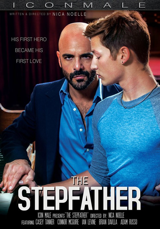 The Stepfather DVD - Front