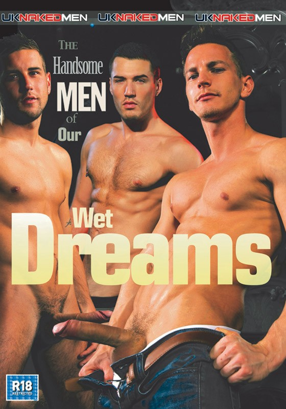 The Handsome Men Of Our Wet Dreams DVD - Front