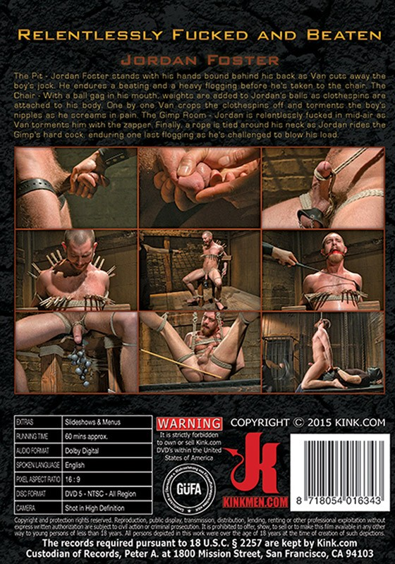30 Minutes Of Torment 7 DVD (S) - Back