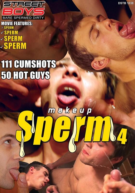 Sperm 4 DVD - Front
