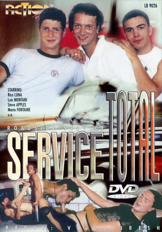Service Total DVD - Front