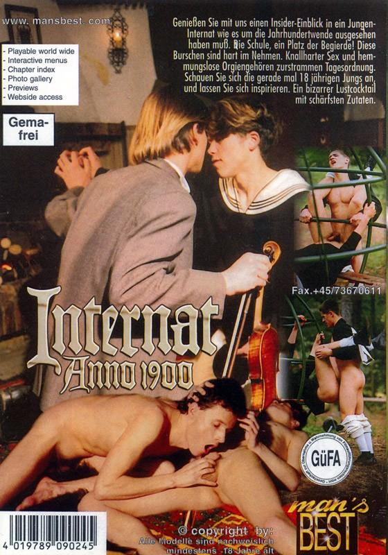 Internat Anno 1900 Teil 2 DVD - Back