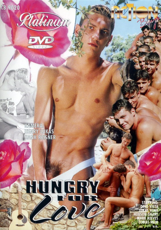 Hungry For Love 01 (Mans Best) DVD - Front