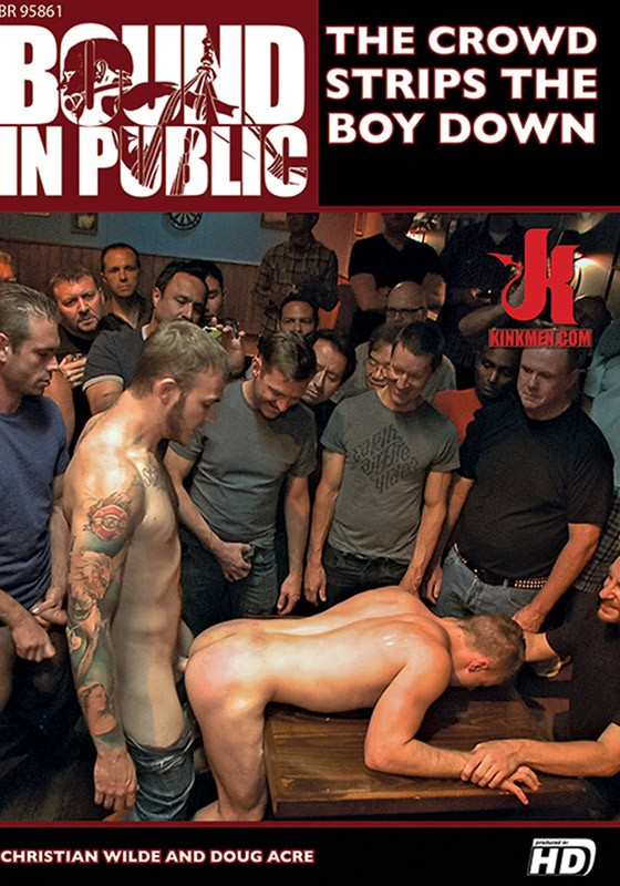 Bound In Public 74 DVD (S) - Front