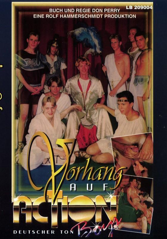 Vorhang Auf DVD - Front