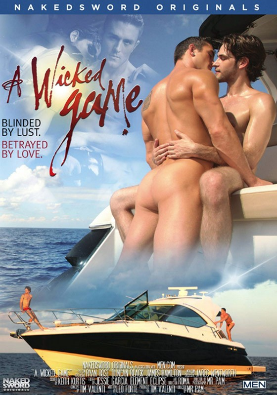A Wicked Game DVD - Front